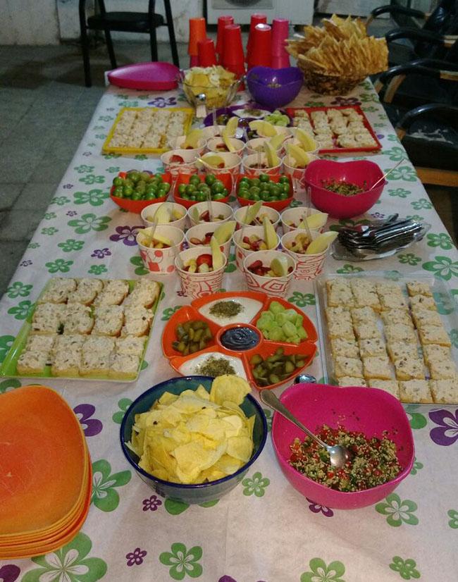 میز اردو