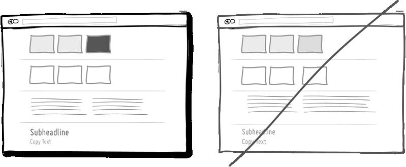 تنوع در طراحی سایت