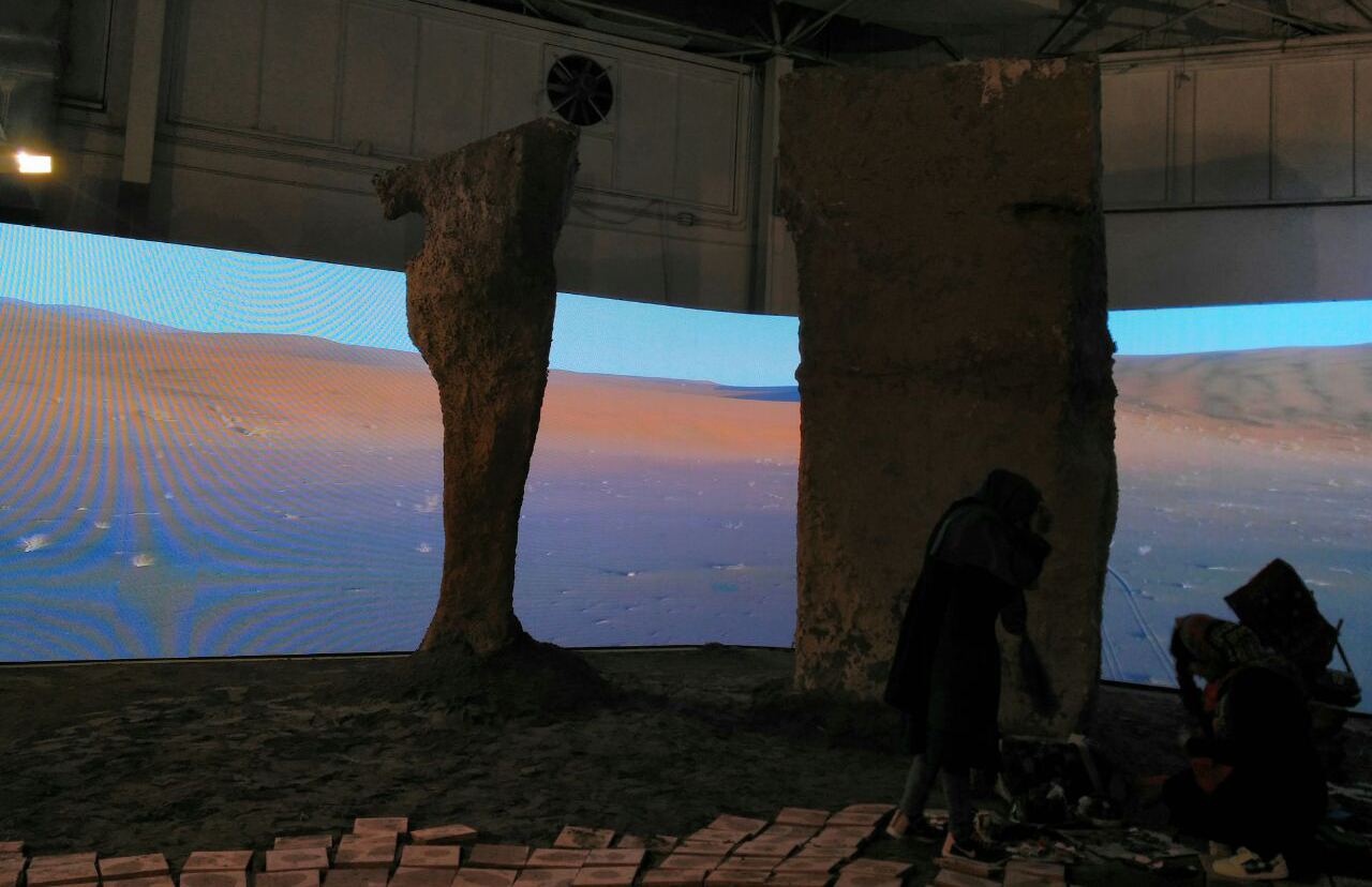 چابهار در نمایشگاه گردشگری