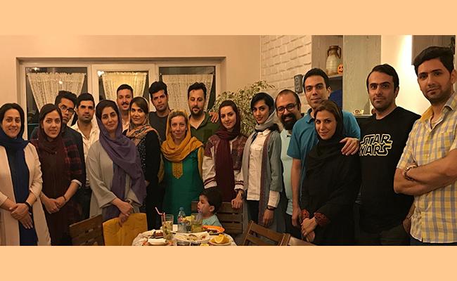 مهمانی افطار