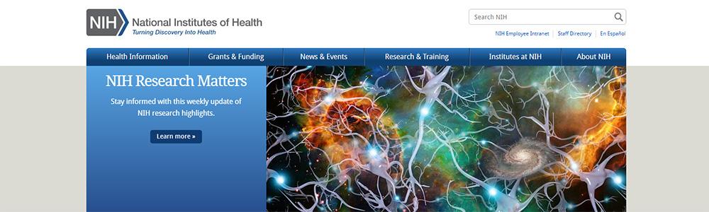 سایت موسسه ملی بهداشت