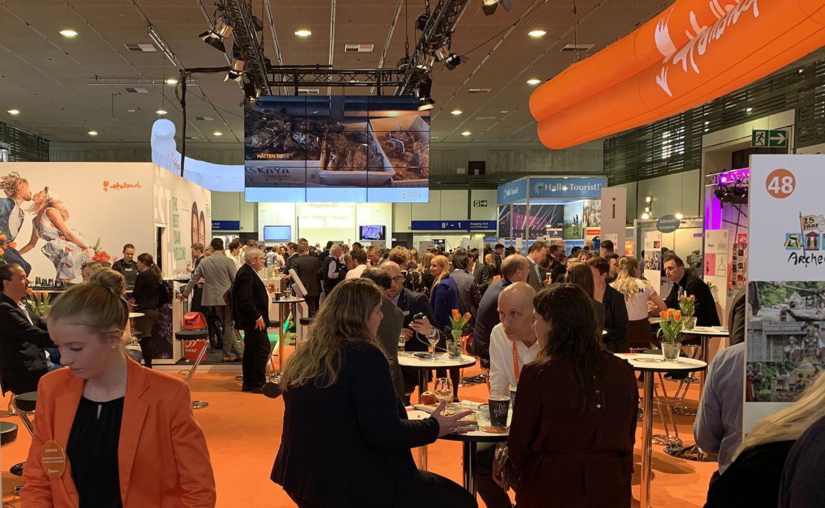 نمایشگاه ITB برلین 2019