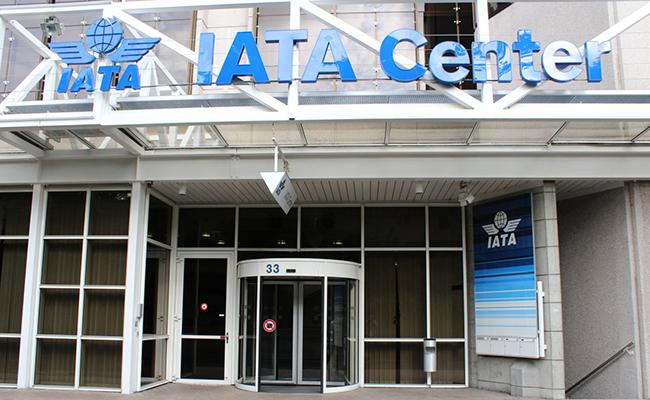 دفتر مرکزی یاتا