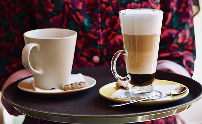 قهوه های کافه آنسو